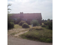 2 bedroom bungalow for 3 bed house/bungalow
