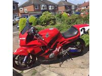 Honda CBR600 R F2 1992 joey dunlop replica motorcycle