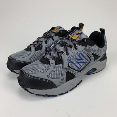 New Balance Mens 481 Running Shoe Gray MT481LG3 2019 Lace Up Low Top 12 EEEE New