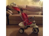 Children's Smart Trike Recliner