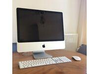 iMac 20-inch, 2.66 GHz Intel Core Duo, 320GB
