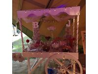 For Hire - A Sweet Cart - Perfect for weddings, birthdays, parties etc