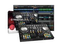 Traktor S4 MK2 DJ Controller