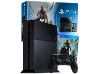 Playstation 4 (PS4) Console with Games