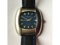 Record Automatic Watch 1970s as new