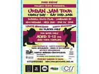 Urban Jam Tour Family Day