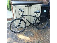 Landrover Bicycle and Cycle-ops trainer