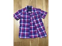 Girls/ladies superdry shirt