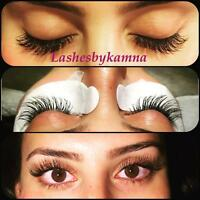 Eyelash Extensions -$80 *holiday special*