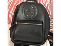 Designer inspired backpack
