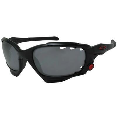 09a5d9af5623 Oakley 26-223 Custom Jawbone Black Iridium + Persimmon Lens Sports  Sunglasses