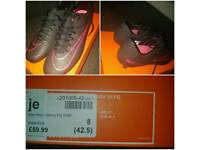 Nike Mercurial Football Boots, Size 8