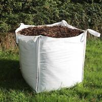 Mulch Delivered Wpg - $95 / 1.5 Cubic Yard Bulk Bag - No Mess!