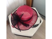 Wedding hat Brand New - price tag still attached £79 - NOW ON £15