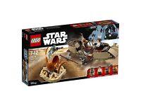 LEGO Star Wars 75174 Desert Skiff Escape NEW SEALED
