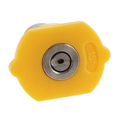 Washer Spray Nozzle Tips 15 Degrees G14 Design High Pressure Hose