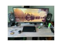 Samsung 34 inch ultra wide monitor
