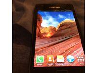 Samsung galaxy s2 with extra battery ,unlocked