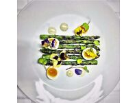 Demi Chef required to join a small and ambitious team. Good prospect of advance