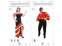 Spanish Outfits for his and her