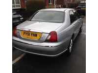 Rover 75 MoT June . £425 Ono