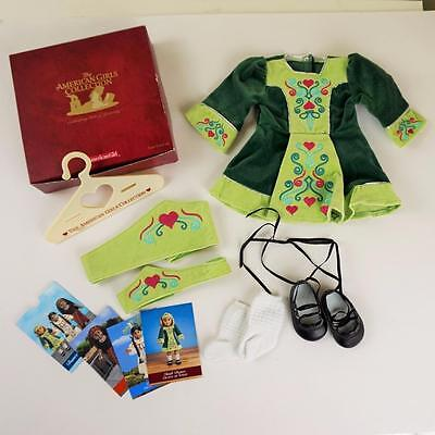 American Girl Nellie Doll Irish Dance Outfit Complete