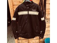 Triumph mesh jacket 50/52 uk