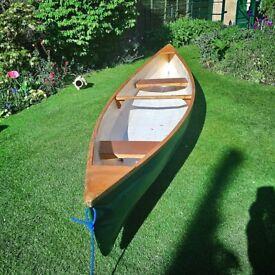 Canoe, 14' open/canadian