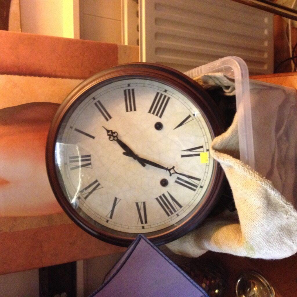 Clock Replica Railway Station Clock Replica