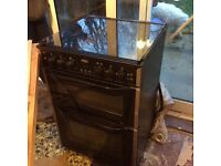 Dual fuel Cooker Belling bought 2016.selling due to new kitchen. Main cooker, small top oven with