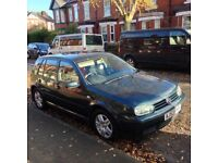 VW Golf Match for sale