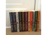 How to train your dragon series. 11 books.