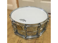 Pearl Ian Paice Signature Snare Drum (DrumWright Edition)