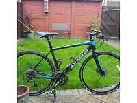 Boardman Mens Hybrid bike RRP £700.00