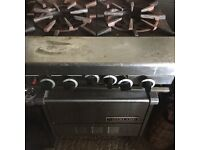 Garland commercial cooker