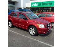 Dodge Caliber with Roof rails.Price REDUCED for quick sale!! 12 months MOT