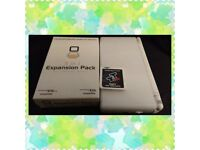DS Lite Console Like New + DS & GBA Expansion Pack