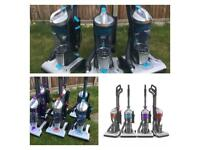 FREE DELIVERY VAX PET BAGLESS UPRIGHT VACUUM CLEANER HOOVERS VACUUMS PETS TT