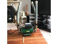 Monsoon 3.0 twin pump