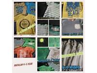 Boys beach summer bundle 4-5