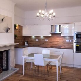 Luxury 2 bed conversion apartment-available end of Sep onwards, ideal central Wanstead location