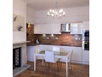 Luxury 2 Bed Conversion apartment - Hermon hill, recently refurbished with private garden area