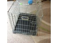 Small SAVIC dog/puppy crate