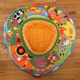 Galt Toys Playnest Farm - inflatable ring / toy