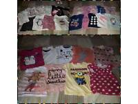 Girls clothes age 2 - 3 years
