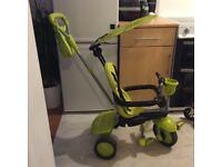 Green trike excellent condition
