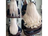 Hair extensions from just £180!!