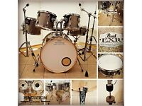PEARL 5 PIECE EXR EXPORT FUSION DRUM KIT