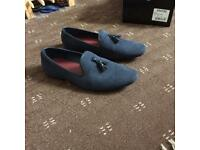 Navy Formal shoes