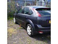 Ford Focus 1.6 16V Sport 2006 (Sea Grey) Full Years Mot Great Condition Low Mileage